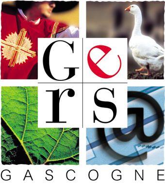 Logo du département du Gers