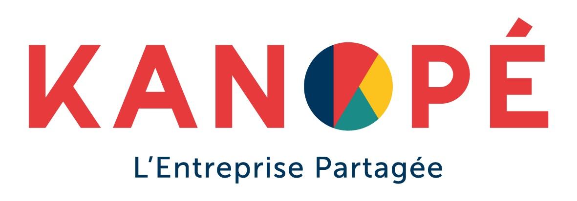 Logo de la coopérative d'activité et d'emploi Kanopé